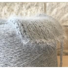 Angora 60 | Светло-серый