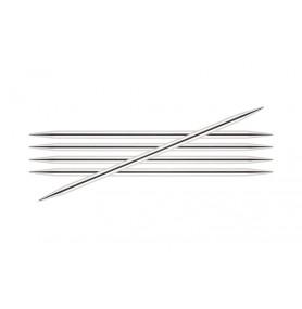 Knit Pro Nova Metal Спицы чулочные | 15 см