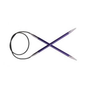 Knit Pro Zing Спицы круговые | 40 см
