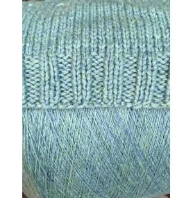 Yak wool | Сине-зёленый