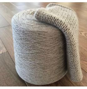 Pure cashmere | Натуральный бежевый