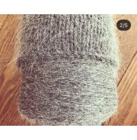 Long mink | Серый