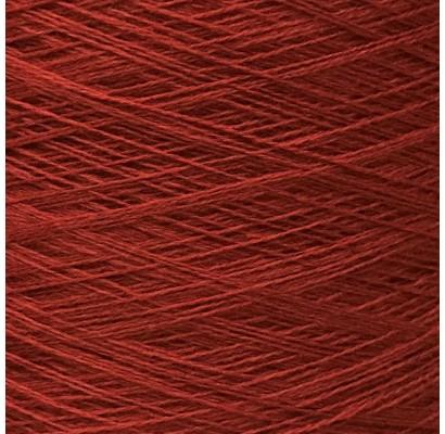Short mink   Бордовый
