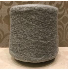 Wool mohair | Серо-зелёный